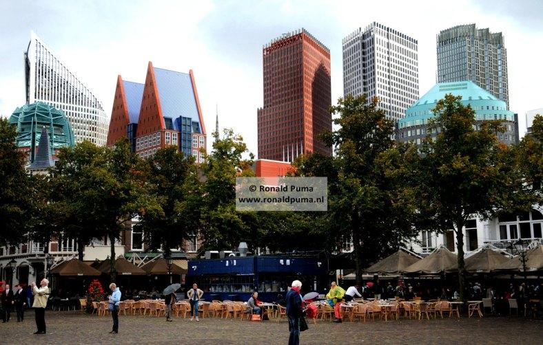 Skyline Den Haag (C) Ronald Puma 1500