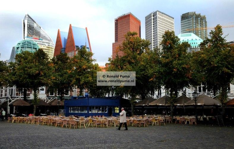 Skyline Den Haag (C) Ronald Puma