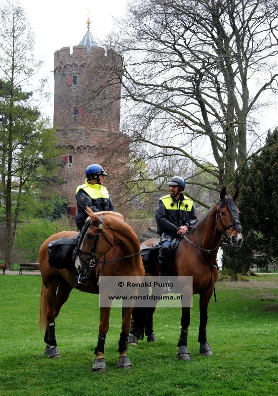 PIC_0014. 800 politie te paard (C) Ronald Puma