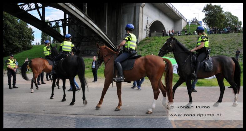 Refugees Welcome NIjmegen (C) Ronald Puma 03