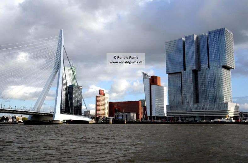 2.900 Skyline Rotterdam (C) Ronald Puma