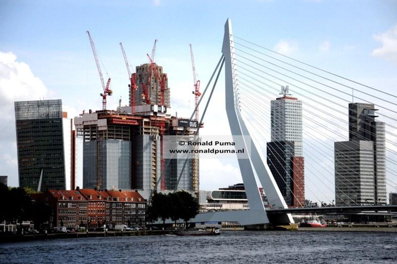 3.900 Skyline Rotterdam (C) Ronald Puma