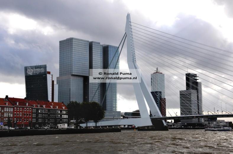 5.900 Skyline Rotterdam (C) Ronald Puma