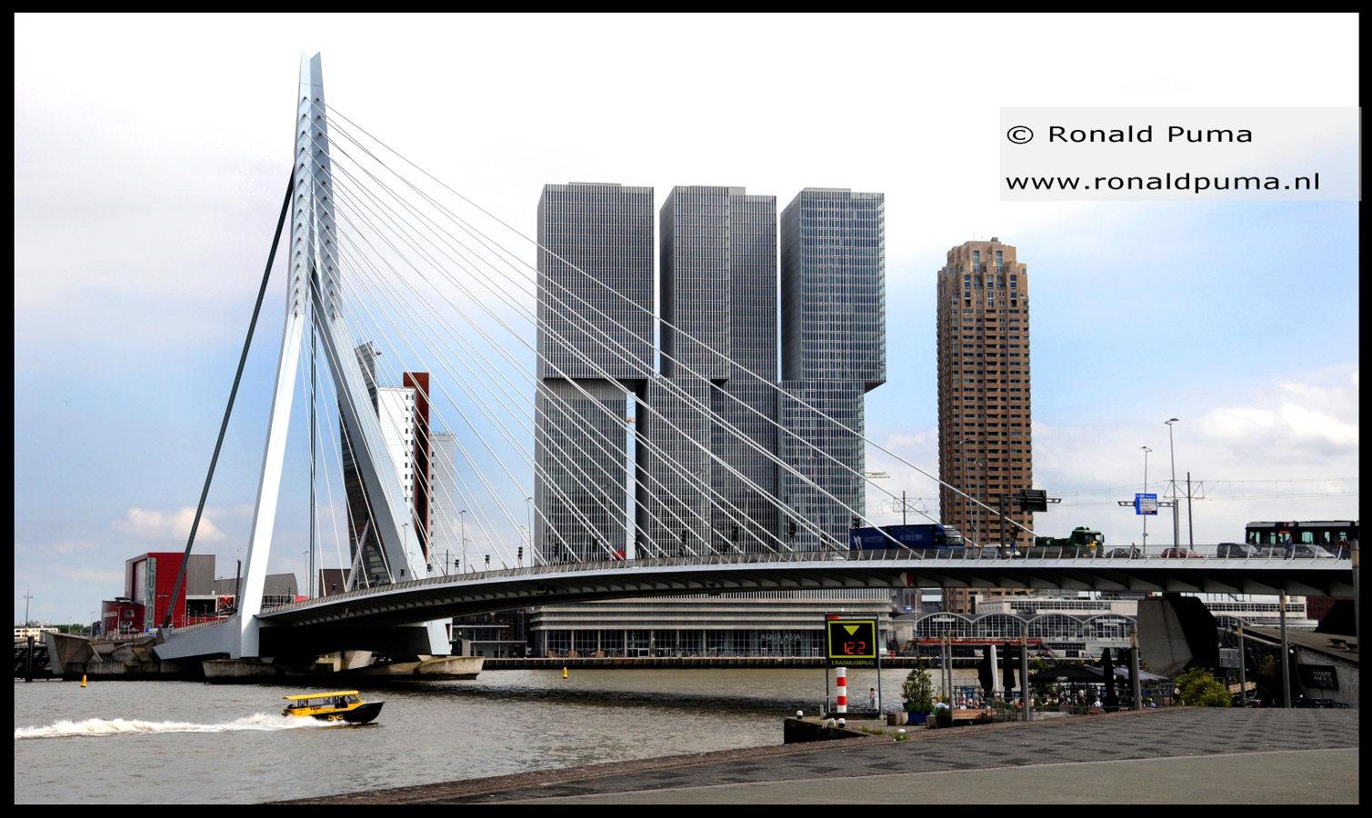 Erasmusburg Rotterdam (C) Ronald Puma