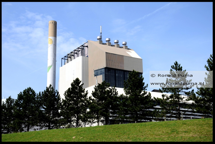 Elektriciteitscentrale Nijmegen 08.04.2018 (C) Ronald Puma