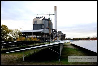 ENGIE Nijmegen zonnepanelen (C) Ronald Puma