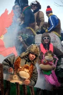 (C) Ronald Puma Carnaval Nijmegen 2013 0419