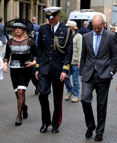 Minister Hennis-Plasschaert.