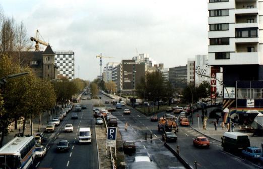 Binnenstad.