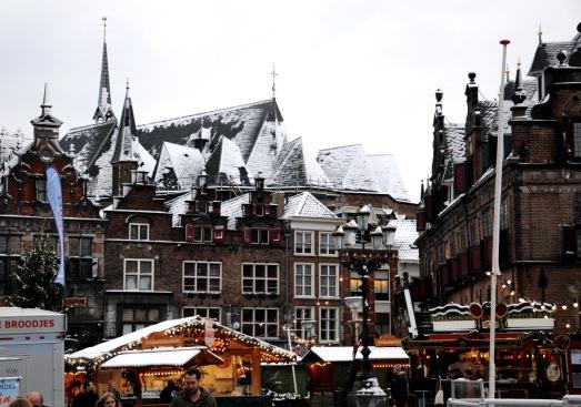 Kerstmarkt Grote Markt