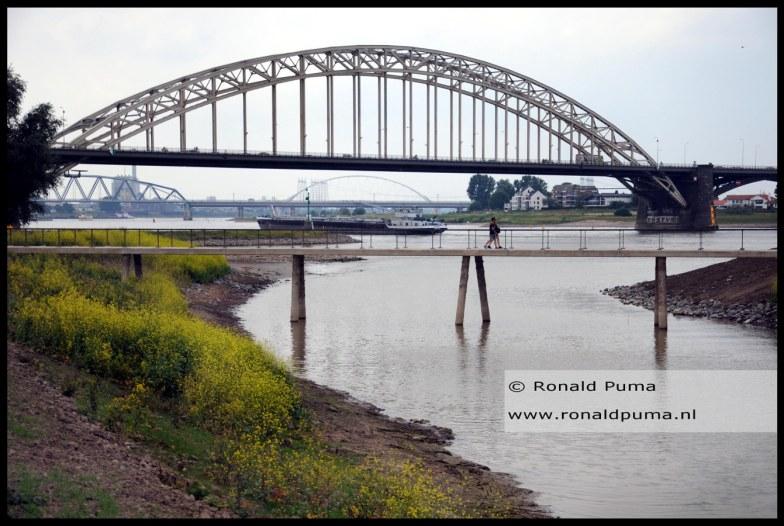 Nijmegen heeft nu 4 bruggen.