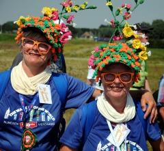 De zusjes uit Deventer.