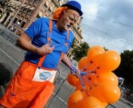 Ballonverkoper. © Ronald Puma