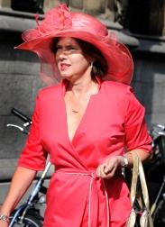 Cora van Nieuwenhuizen VVD. © Ronald Puma