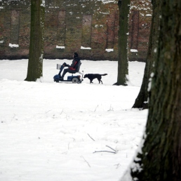 Hunnerpark Nijmegen. (C) Ronald Puma