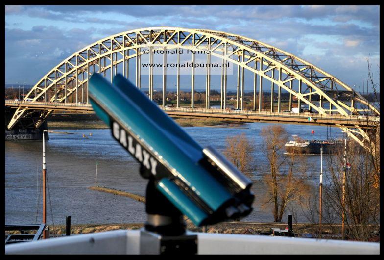 Waalbrug Nijmegen Netherlands