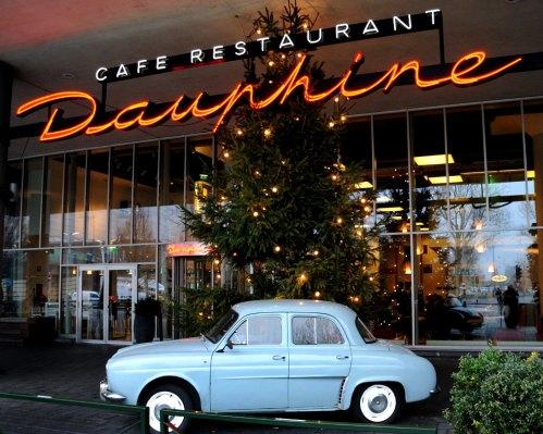 Renault Dauphine 1963.