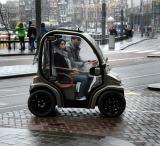 Biro elektrische auto.