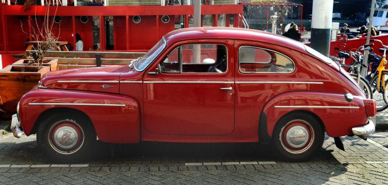 Volvo PV 544 ca 1960.