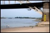 Nijmegen strand.