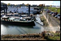 Waalhaven Nijmegen.