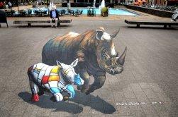 Street Art Arnhem.
