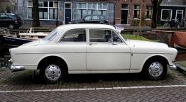 Een Volvo Amazon uit de jaren 1960.