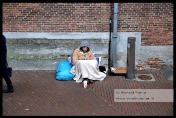 Nijmegen. Armoede in een rijk land.