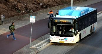 Bus halen.