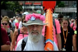Vierdaagse Nijmegen 2019 Roze Woensdag (C) Ronald Puma 07