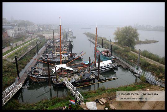 Passantenhaven Nijmegen.