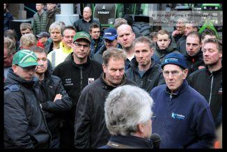 Boerenprotest 18 december 2019 Arnhem (C) ronaldpuma.nl
