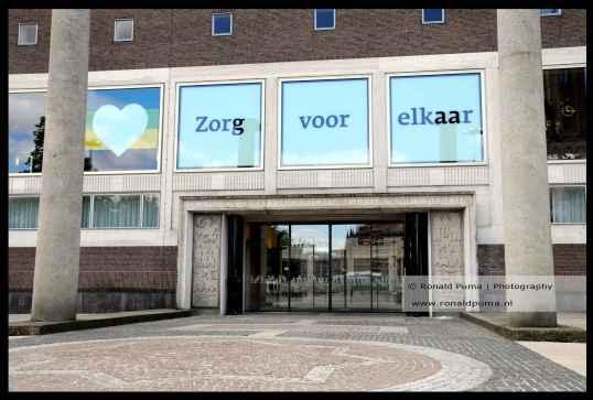Provinciehuis Arnhem.