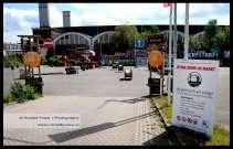 Drive In eten en drinken halen bij de Vasim/Nyma in Nijmegen-West.
