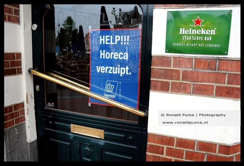 CoronaCrisis Horeca Nijmegen (C) Ronald Puma 03
